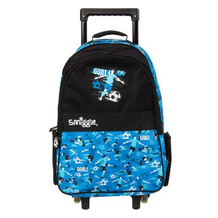 Cruise Light Up Trolley Bag = MID 20BLUE