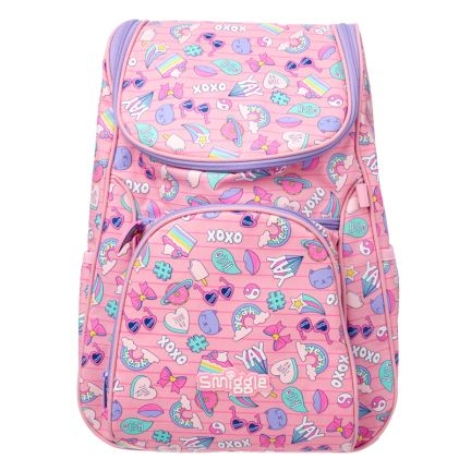 Poppin Access Backpack = PINK