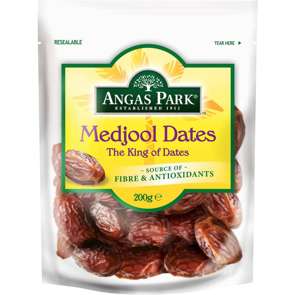 Angas Park Medjool Dates 200g