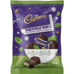 Cadbury Mint Sharepack 150g