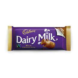 Cadburys Irish Dairymilk 53g