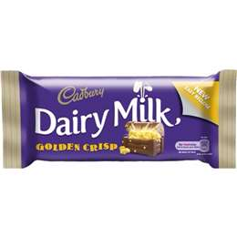Cadburys Irish Golden Crisp 53g