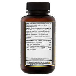 GO Healthy Krill Oil 750mg 60 Capsules