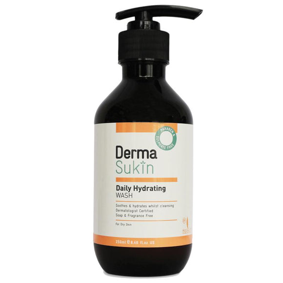 Derma Sukin Daily Hydrating Wash 250ml