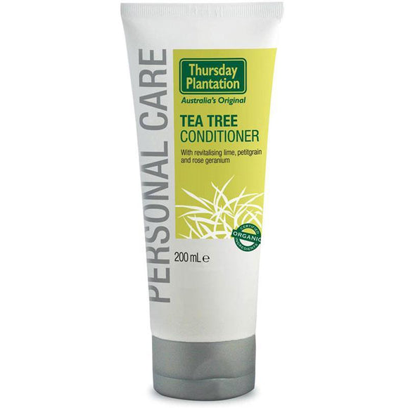 Thursday Plantation Tea Tree Conditioner (Organic) 200ml