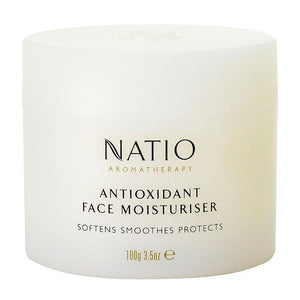 Natio Antioxidant Face Moisturiser 100g Online Only