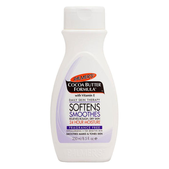 Palmers Cocoa Butter Formula with Vitamin E/Fragrance Free Lotion 250ml