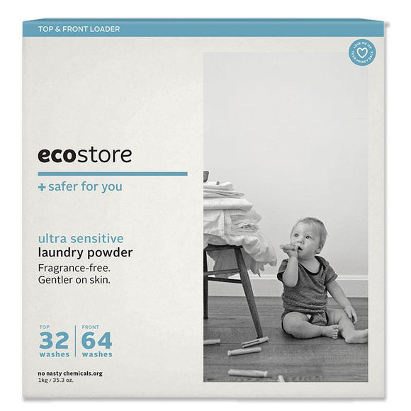 Ecostore Laundry Powder Ultra Sensitive 1kg