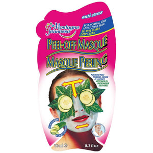 Montagne Jeunesse Cucumber Peel Off Masque 10ml