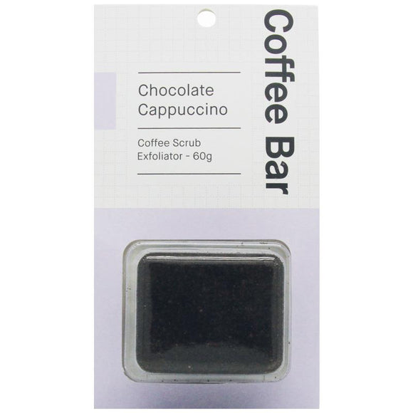 Coffee Bar Exfoliator Chocolate Cappuccino 60g