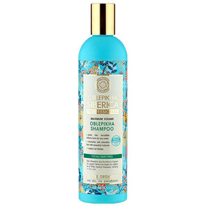 Natura Siberica Oblepikha Maximum Volume Shampoo 400ml