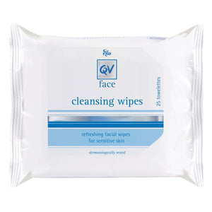 QV Face Gentle Cleansing Wipes