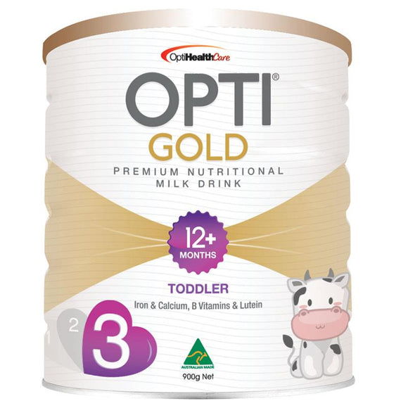 Opti Gold Toddler Milk Drink 900g