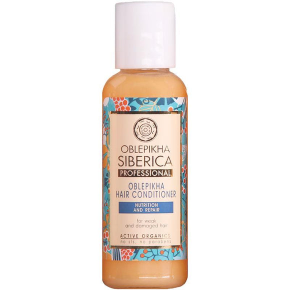 Natura Siberica Oblepikha Nutrition and Repair Conditioner 50ml