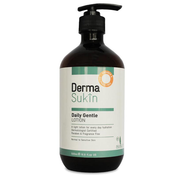 Derma Sukin Gentle Daily Lotion 500ml