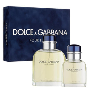 Dolce & Gabbana Classic For Men 2 Piece Set