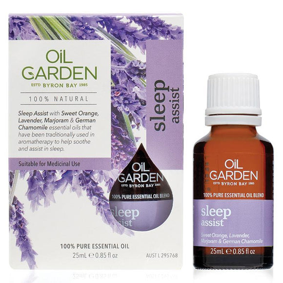 Oil Garden Sleep Assist Medicinal Oil 25ml