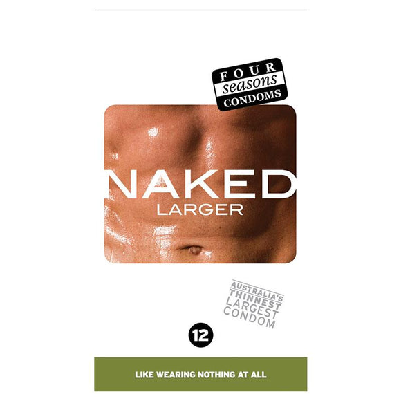 Four Seasons Naked Larger 12 Pack