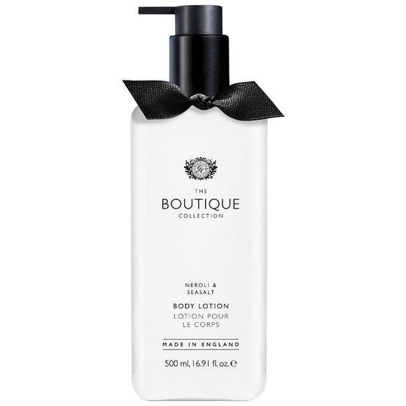 Grace Cole Boutique Neroli and Sea Salt Body Lotion 500ml