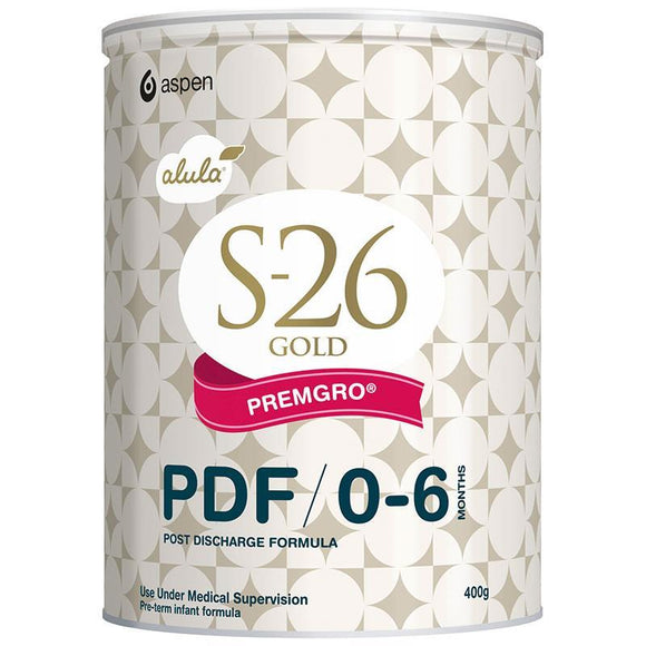 S26 Gold Alula Premgro 400G Online Only