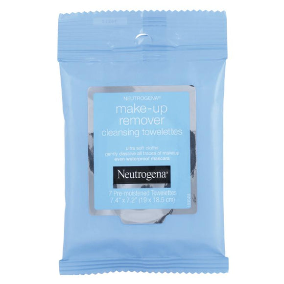 Neutrogena Make-Up Remover Cleansing Towelettes 7