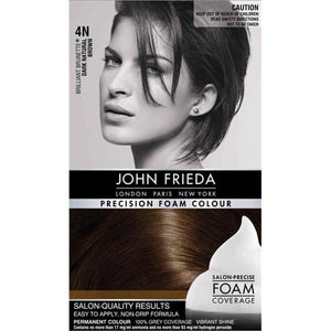 John Frieda Precision Foam Colour 4N Dark Natural Brown