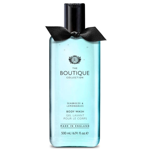 Grace Cole Boutique Sea Breeze and Lemongrass Body Wash 500ml