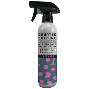 Counter Culture Organic All Purpose Cleaner Lavender 500ml
