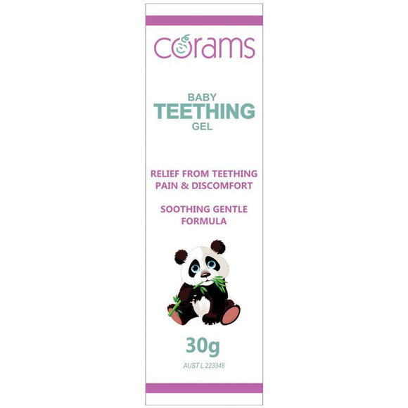 Corams Teething Gel 30g