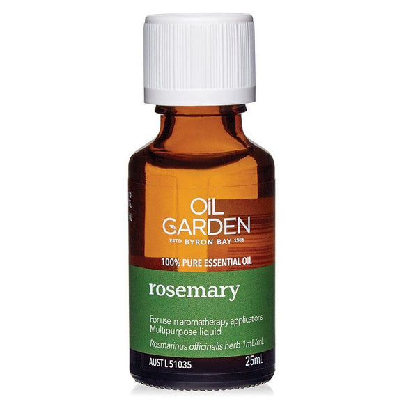Oil Garden Rosemary 25ml