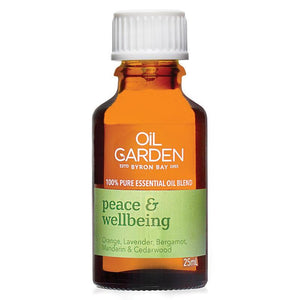 Oil Garden Peace & Wellbeing 25ml