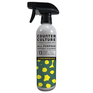Counter Culture Organic All Purpose Cleaner Lemongrass 500ml