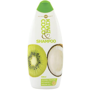 Natural Beauty Shampoo Kiwi & Coconut 500ml