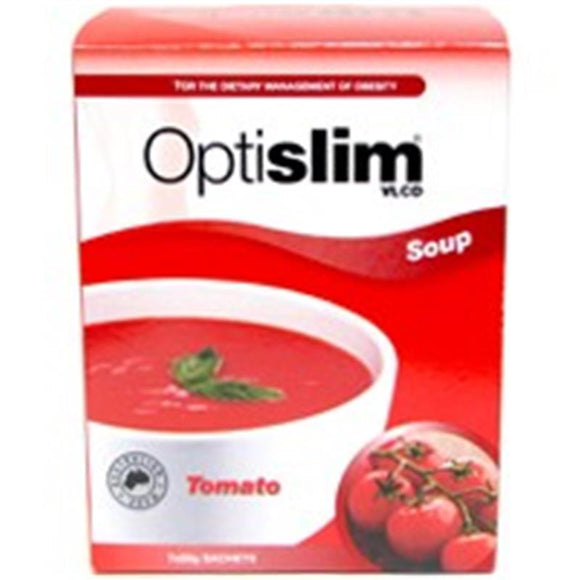 OptiSlim VLCD Soup Tomato 7 x 55g