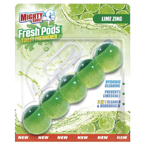 Mighty Burst Fresh Pods Lime Zing 35g