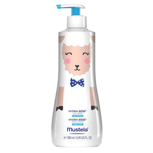 Mustela Limited Edition Sheep Hydra Bebe Body Lotion 500ml Online Only
