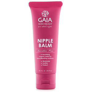 Gaia Pure Pregnancy Nipple Balm
