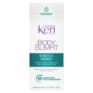 Alpha Keri Body Slimfit Stretch Mark Reductor and Slimming Serum 200ml