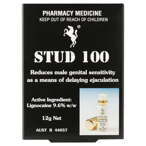 Stud 100 Desensitizing Spray for Men 12g