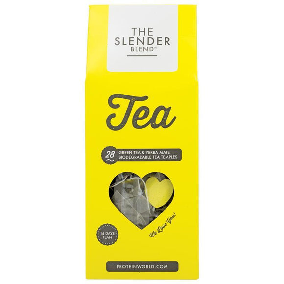 Protein World The Slender Blend Slimming Tea 28 Teabags