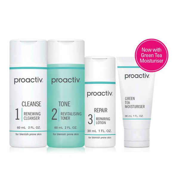 Proactiv Green Tea Moisturiser Starter Kit