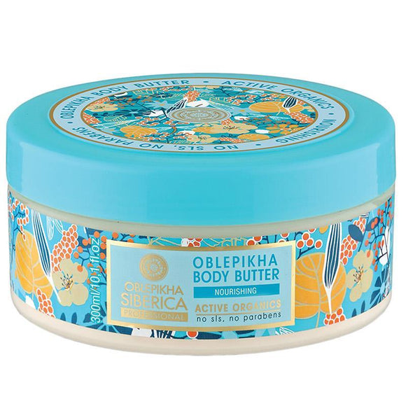 Natura Siberica Oblepikha Body Butter 300ml