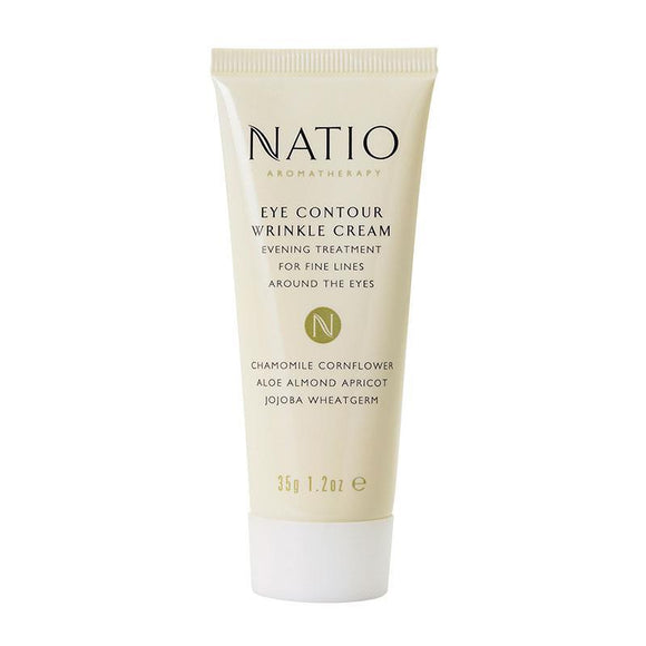 Natio Eye Contour Wrinkle Cream 35g Online Only