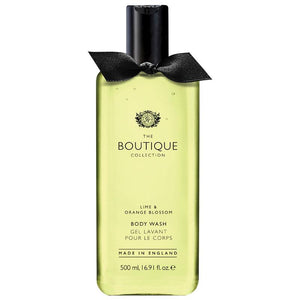Grace Cole Boutique Lime and Orange Blossom Body Wash 500ml