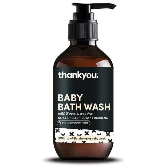 Thankyou Baby Bath Wash 300ml