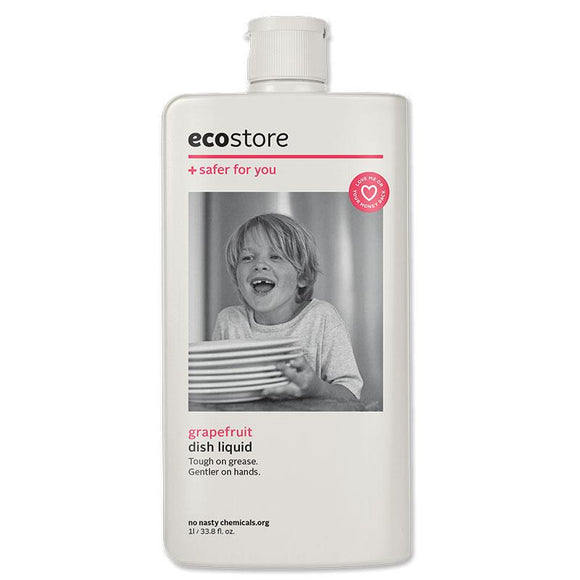Ecostore Dishwash Liquid Grapefruit 1L