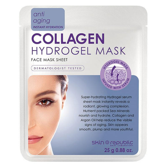 Skin Republic Collagen Hydrogel Face Mask