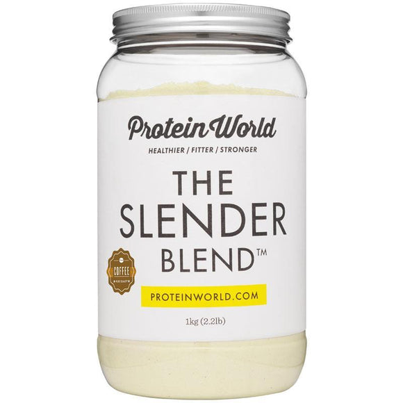 Protein World The Slender Blend Coffee 1kg