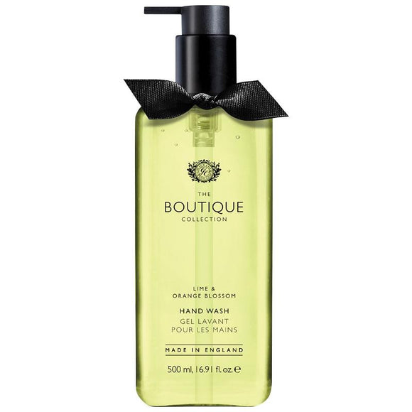 Grace Cole Boutique Lime and Orange Blossom Hand Wash 500ml