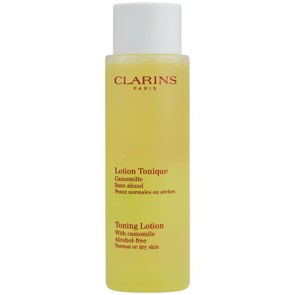 Clarins Toning Lotion With Chamomile Alcohol Free Normal/Dry Skin 200ml